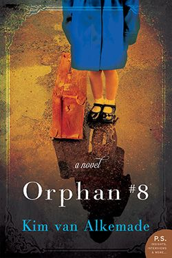 Orphan #8 Cover Image